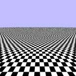 infinite checker board