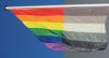 rainbow flag losing colour