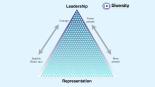 Leadership vs representation triangle